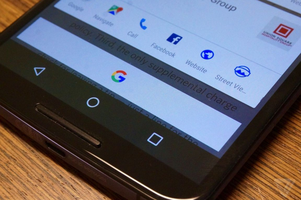 Now it is Easier to Take Screenshots in Android 6.0 Marshmallow