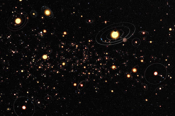 Astronomers Find New Way to Measure Gravity to Spot Alien Life