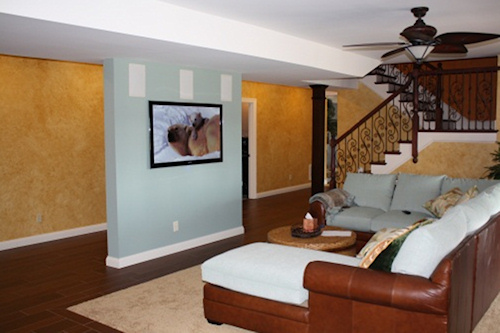How To Hide Your Home Theater Components But Still