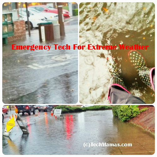 Tech For Extreme Weather #BayAreaStorm