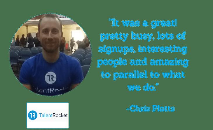 Talent Rocket Testimonial