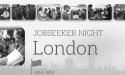 London Job Seeker Night in Feb