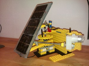 solartracker model