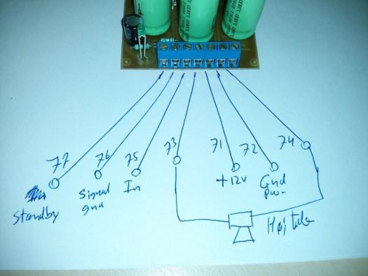 power amplifier tda1562