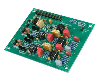 open eeg analog pcb