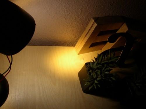 led-kontorlampe