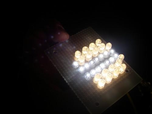 led-lys-1-watt