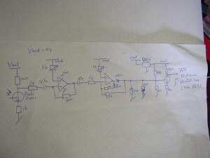 diagram til optisk læser til elmåler