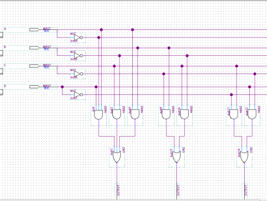 quartus-II-Diagram-gray-to-binary-converter
