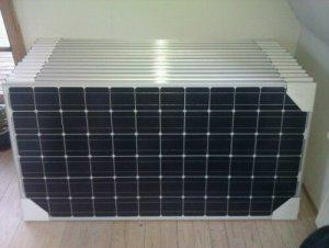ulica 200 wattt solcellepaneler fra kina