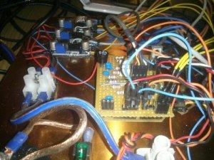 buck konverter brugt som solcelle batteri lader