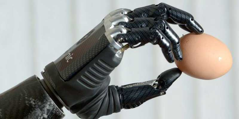 Artificial-Hand-With-Feelings