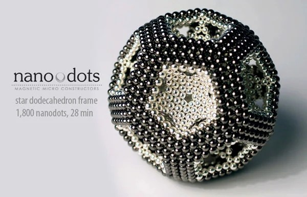 Jeux De Bb Nanodots Are Like Magnetic Bb's And Lego Rolled Into One