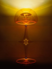 Aurelia LED Lamp Looks Like a High-Tech Jellyfish - Technabob