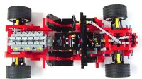 Sweet LEGO Supercar Has Working Five-Speed Transmission ...