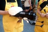 LEGO Portal Gun Doesn't Open Shortcuts to Legoland - Technabob