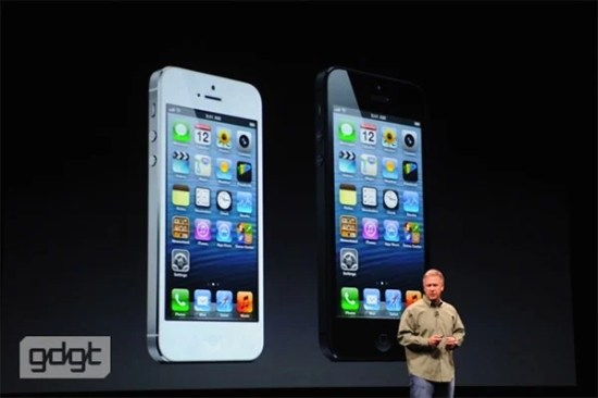 iphone 5 colors