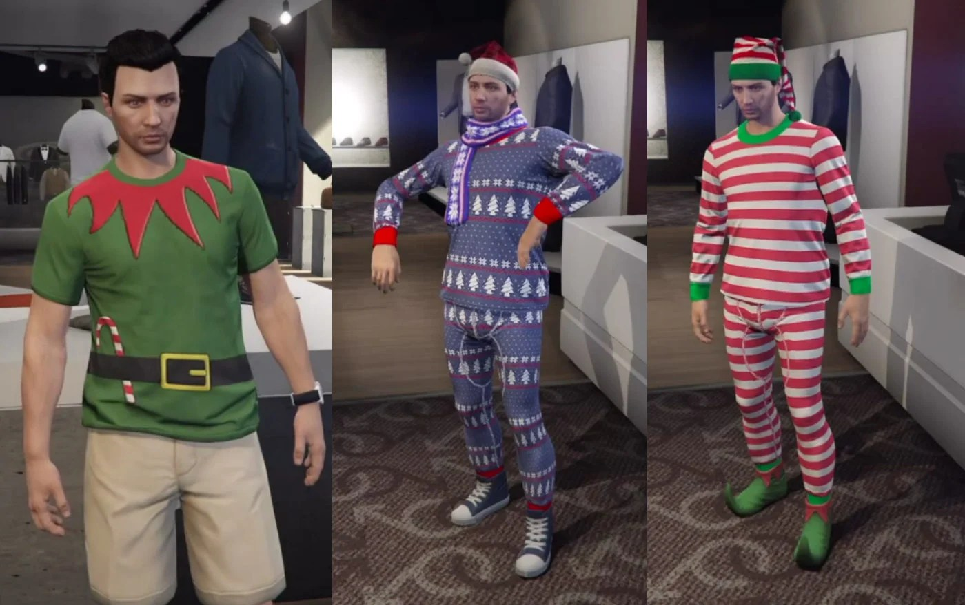 Go Launcher 3d Wallpaper Gta V Holiday Update Adds Cars Weapons And Christmas