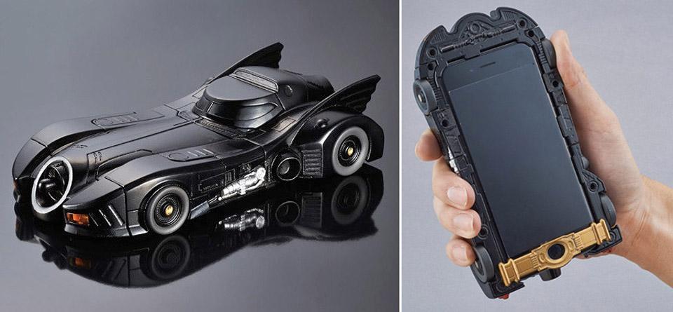 Christian Bale Iphone Wallpaper Tim Burton Era Batmobile Iphone 6 Case Is Massive
