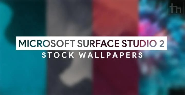 Download Microsoft Surface Studio 2 Stock Wallpapers Technastic