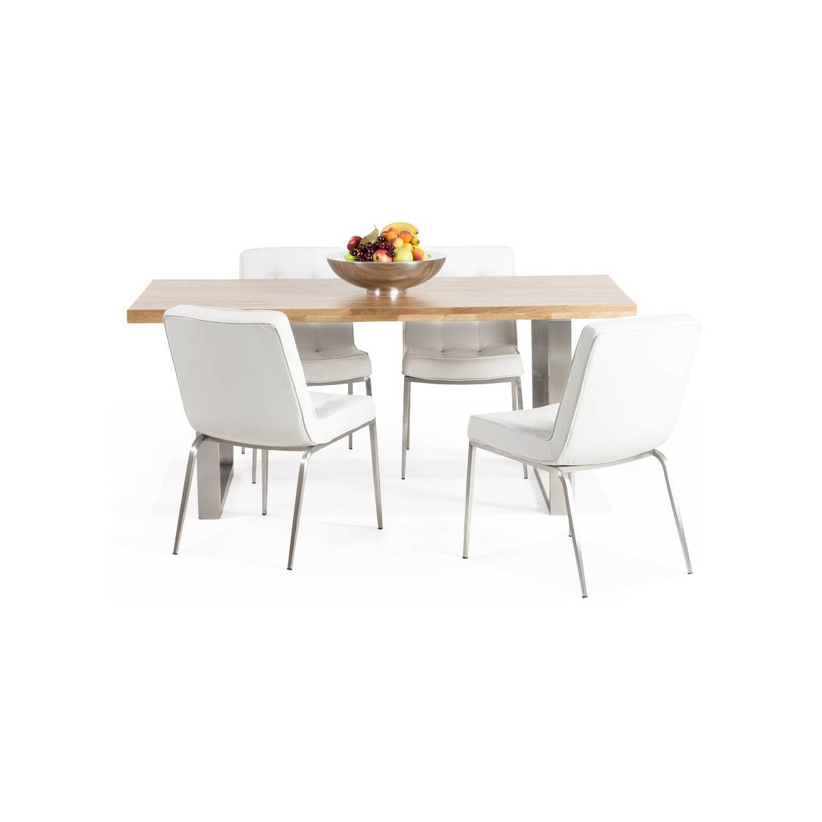 Chaises Chene Massif Moderne Perfect Salle A Manger Moderne D Occasion Belgique Salle A