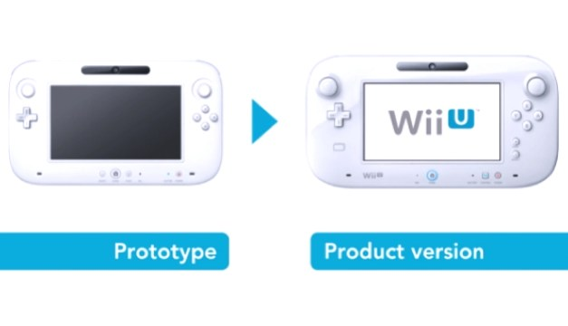 Wii U GamePad prototype unleashed by Nintendo