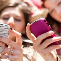Half of teens addicted to their smartphones