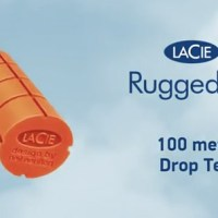 LaCie RuggedKey: Not just another thumbdrive