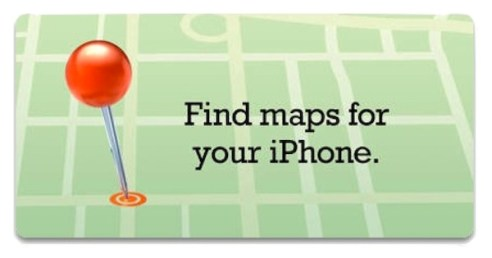 Maps app for Apple iOS 6 devices