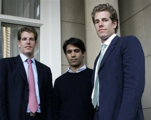 Winklevoss The Social Network