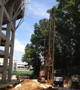 Technical Foundations Virginia Contractors Foundation Installation