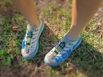 Excellent shoes for the trail runner looking to try something new.
