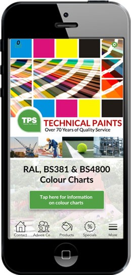 RAL Colour Chart for RAL paint colours Paint matching in RAL - ral color chart