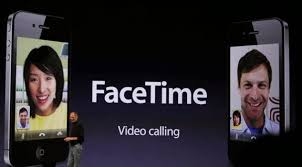How to connect on Facetime