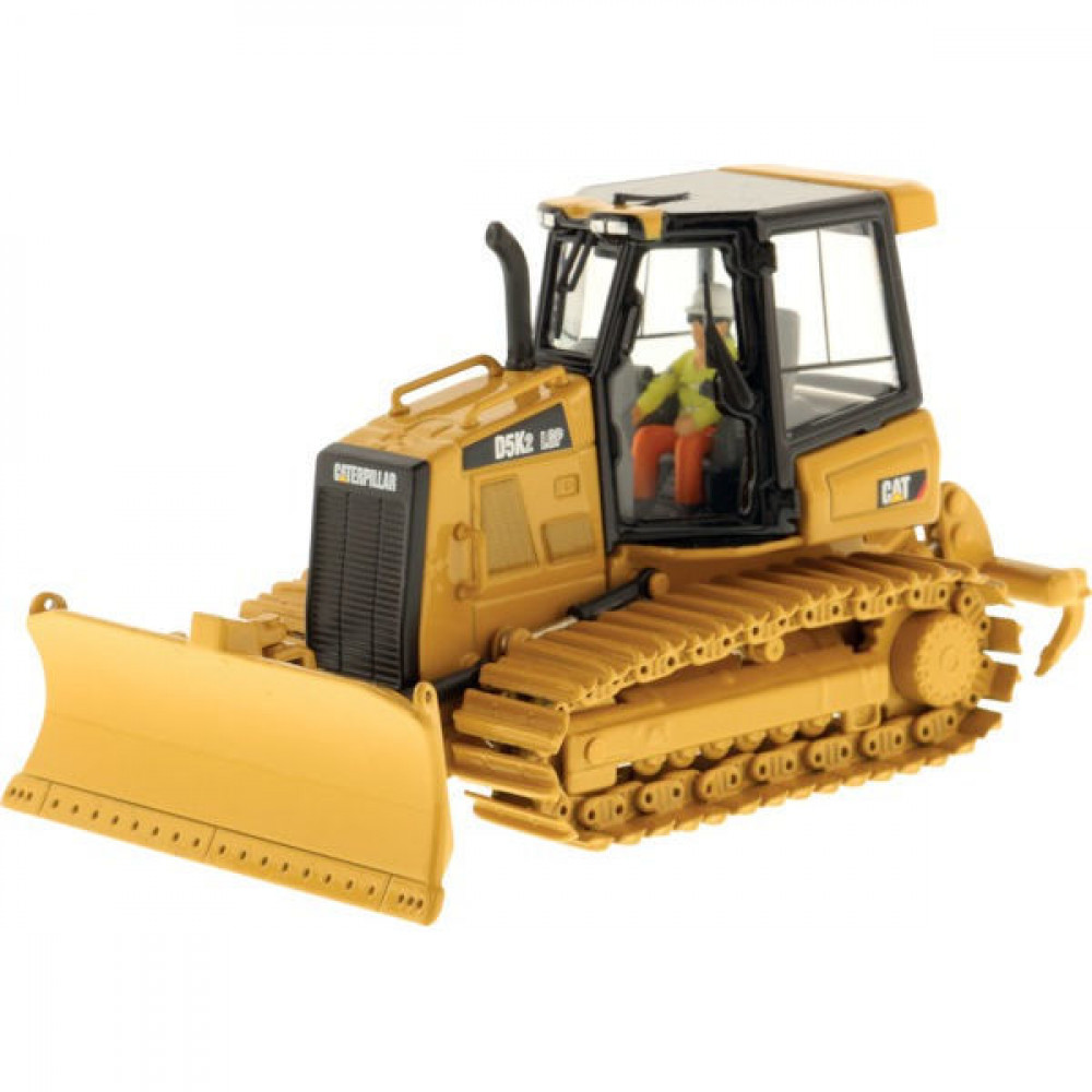 Opbergbox Metaal Usk Scalemodels Cat D5k2 Bulldozer C85281 In Luxe Metalen Opbergbox 111x66x70 Mm Caterpillar
