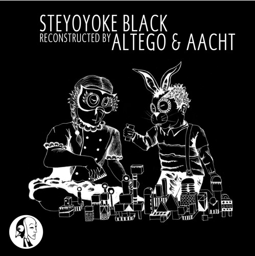 Steyoyoke Black Reconstructed by Altego & Aacht