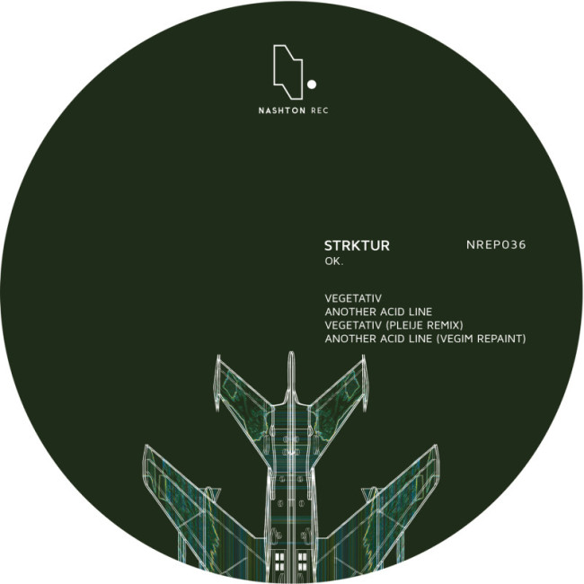Chronique : STRKTUR – OK [Nashton Records]
