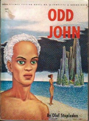 odd john by olaf stapledon