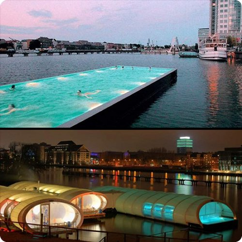 A Variety Of Fabulous Swimming Pool Around The World - Pools In Berlin