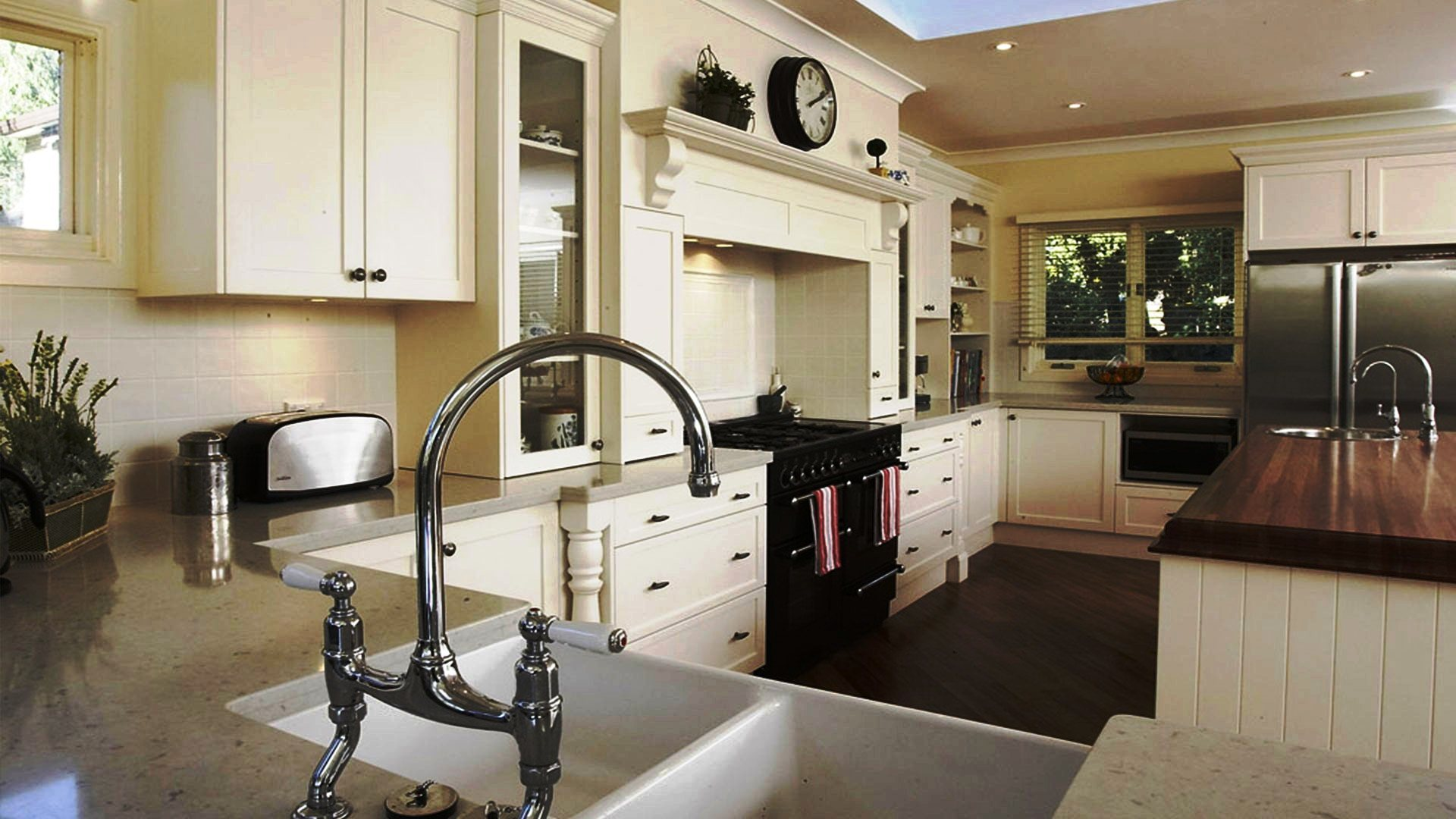 Wallpaper Magazine Kitchen Design 40 Most Beautiful Kitchen Wallpapers For Free Download