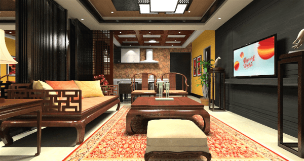 Create a 360-degree view of a room