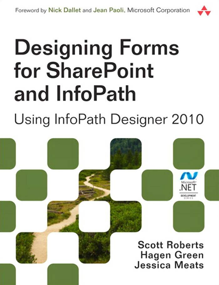 Designing Forms for SharePoint and InfoPath - PDF