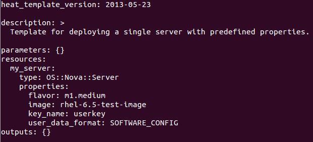 Deploy TOSCA Workloads in OpenStack via Stand-Alone TOSCAParser