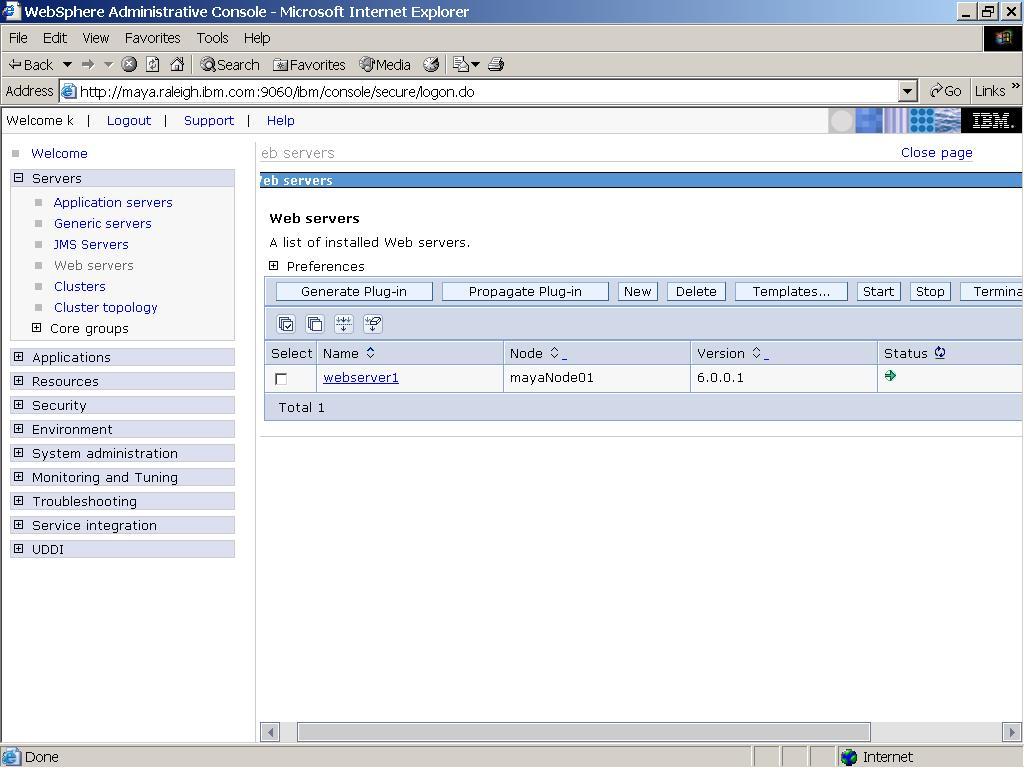 Tivoli Access Manager Session Management Server Ibm Http Server Websphere And Ssl Pdf