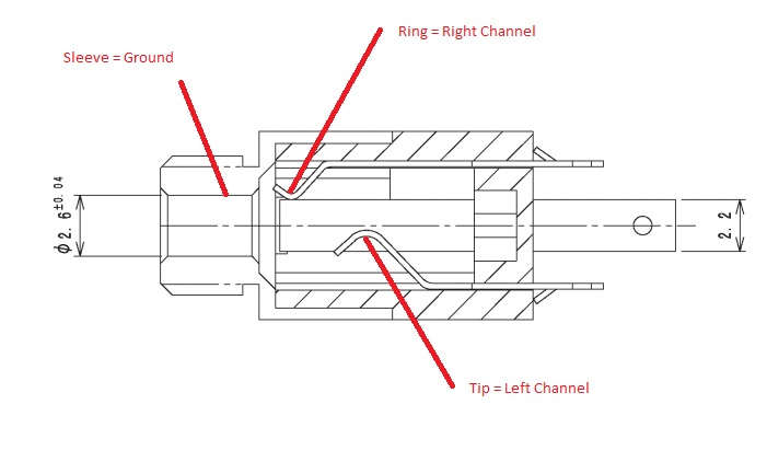 3 5 mm wiring diagram