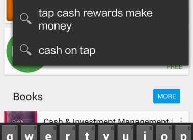 How to make money using Tap cash Rewards [Mobile App]