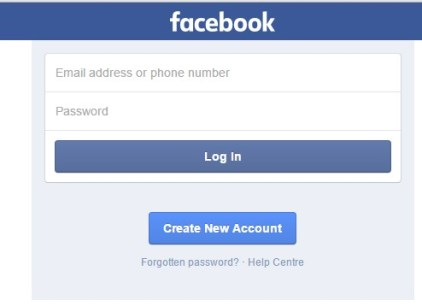 facebook mobile on desktop