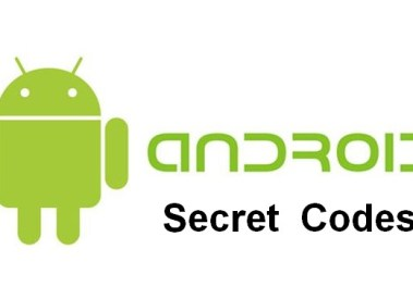 Android Secret Codes and Hidden Menu codes List 2016