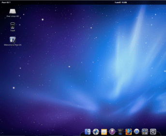 Pear Linux
