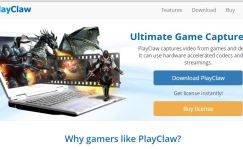 Video Game Screen Recorder Software